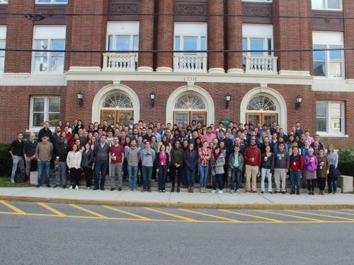 MCDB Retreat attendees - group photo