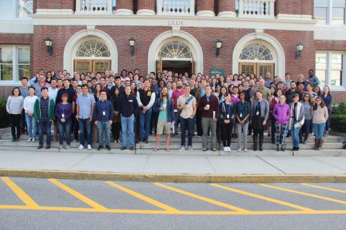 MCDB Retreat Attendees - group photo