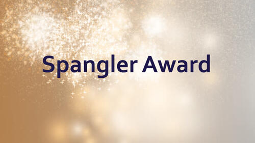 fireworks with spangler award