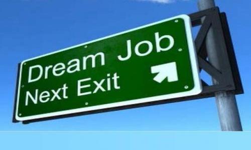 Dream Job Next Exit