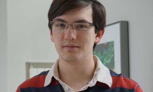 Etienne Greenlee Receives Prize Teaching Fellowship